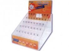 【桌上型文具展示架】JRS2-2009